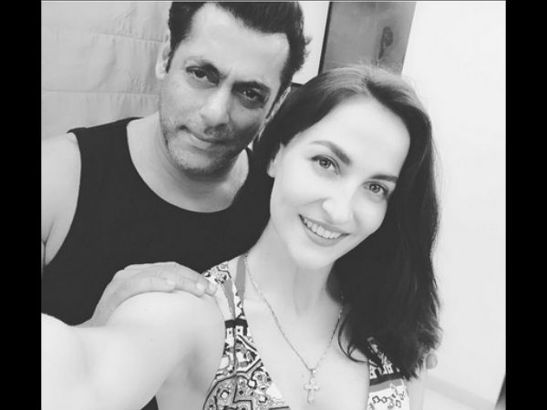 Elli With Salman