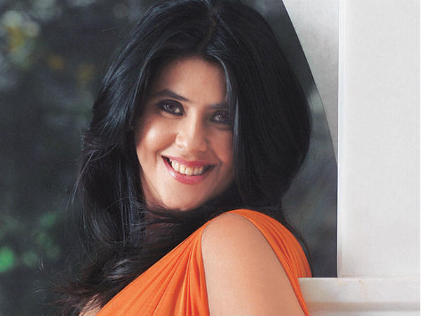 Story Is Completely Different Says Ekta
