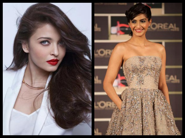 Later, Sonam Invited Aish Personally To The Wedding