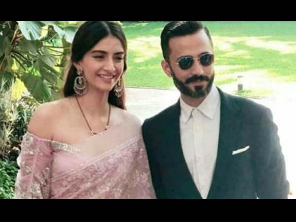 Sonam Kapoor Shifting To London With Hubby Anand Ahuja After Marriage The Actress Finally Reacts