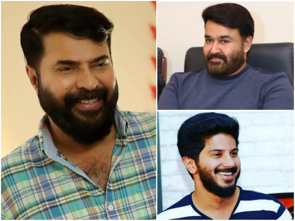 Mammootty Too Joined The Party...