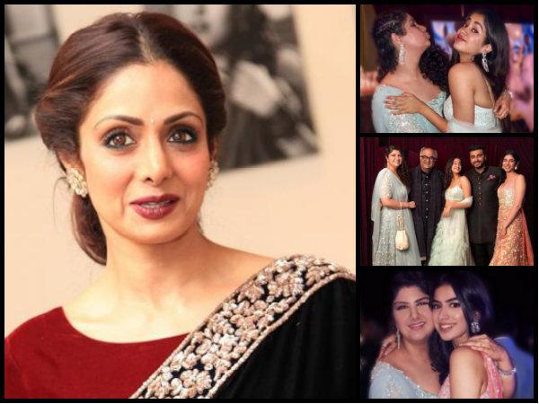 Janhvi Kapoor Misses Sridevi At Sonam Kapoor Wedding ...