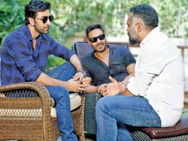 Luv Ranjan Pulls Off A Casting Coup, Confirms His Next Film Stars Ajay Devgn & Ranbir Kapoor!