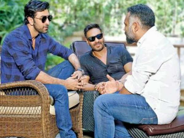 Ajay Devgn & Ranbir Kapoor To Share Screen Space