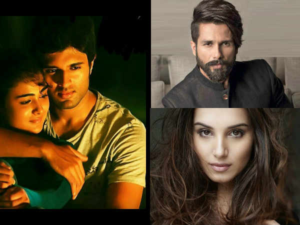 Arjun Reddy Hindi Remake: Tara Sutaria To Play Shahid Kapoor's Girlfriend In The Film?