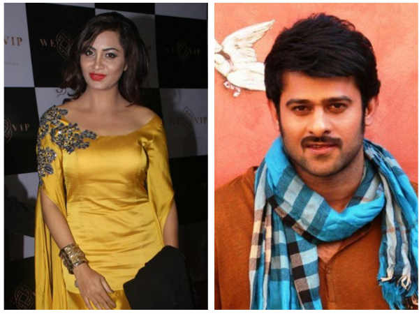 Is Arshi Doing A Film With Prabhas?