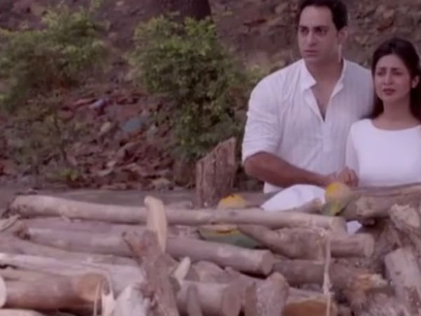 Raman Performs Adi's Final Rites