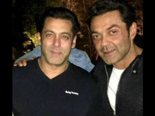 Bobby Deol Is Now Body Deol