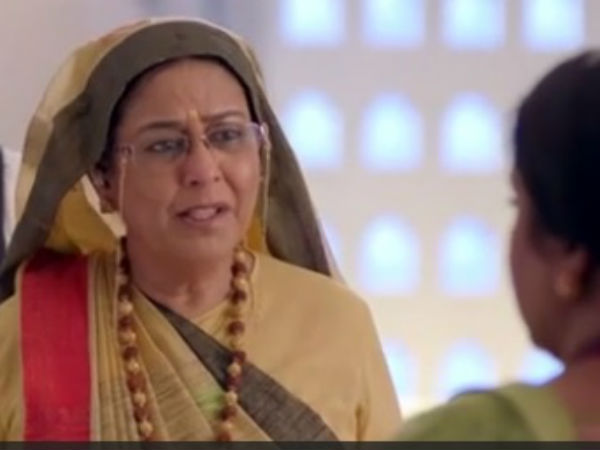 Dadi Concerned About Kriti