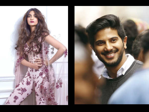 Sonam Kapoor Finds Dulquer Salmaan 'Cute', Says He Is Such A Good Actor!