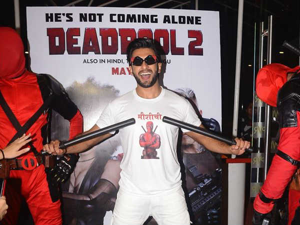 Ranveer Singh Finally Reveals Why He Agreed To Dub For Deadpool 2 & It's Totally BIZZARE!