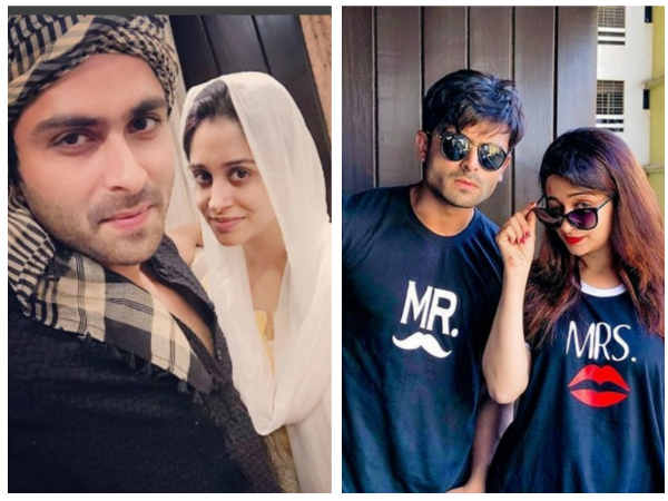 Dipika Kakar & Shoaib Ibrahim Celebrate Their First Iftar, Shoaib Talks About Dipika's TV Comeback!