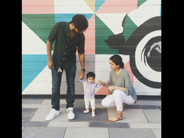 Dulquer Salmaan's Adorable Birthday Wishes To His Daughter Is A Must Read!
