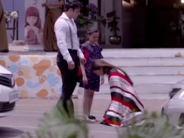 Raman & Ishita Fight In Front Of Pihu