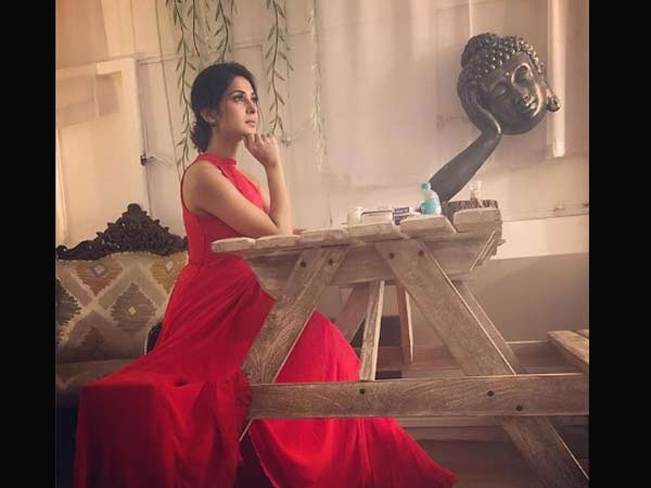 Jennifer Winget Is Having Her Own Little Cannes Moment!