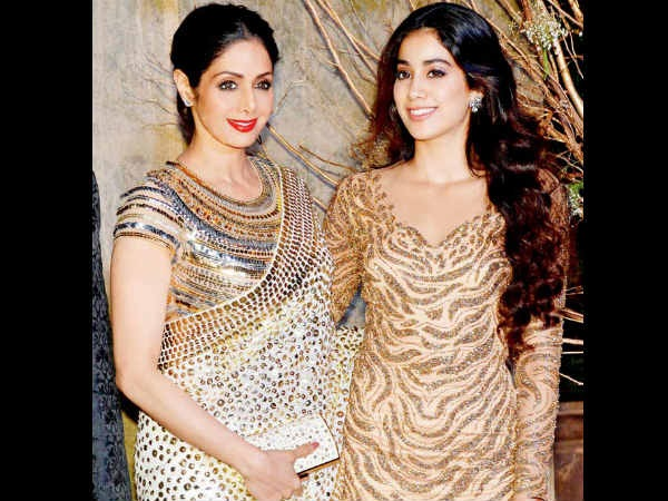 Sridevi Never Wanted Janhvi To Become An Actress