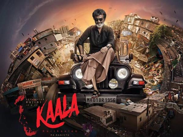 Semmaweightu Song From Rajinikanth S Kaala Unveiled This One For Rap Lovers