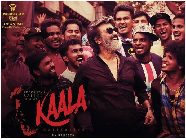 Rajinikanth's Kaala: The Trailer Filled With Style & Substance Is Here!