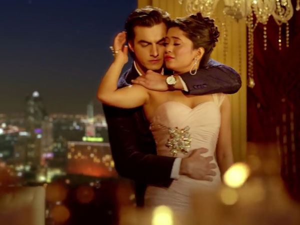 Mohsin & Shivangi's On-screen Chemistry
