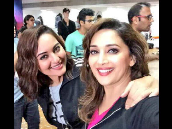 Sonakshi Says Madhuri Is Her Inspiration