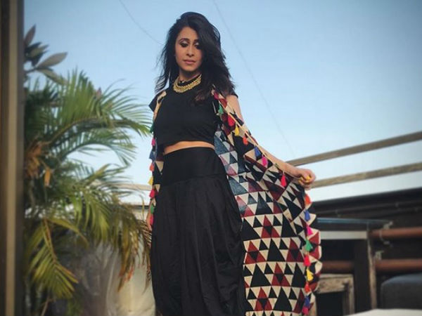 Kishwer's Look On The Show