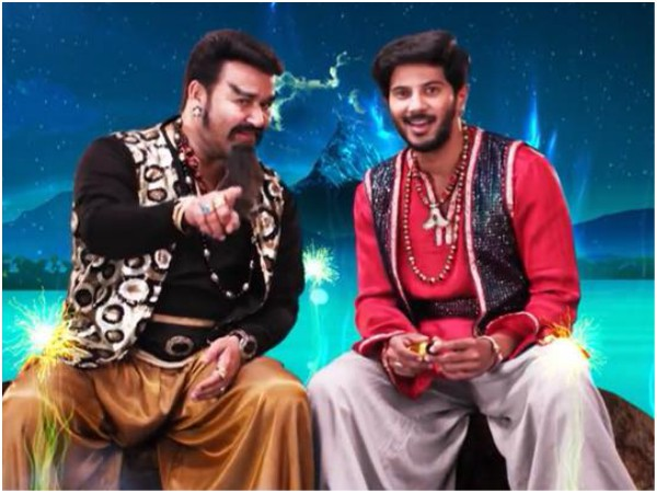 Mohanlal & Dulquer Salmaan Come Together For The Interesting Promo Of AMMA Mazhavil!