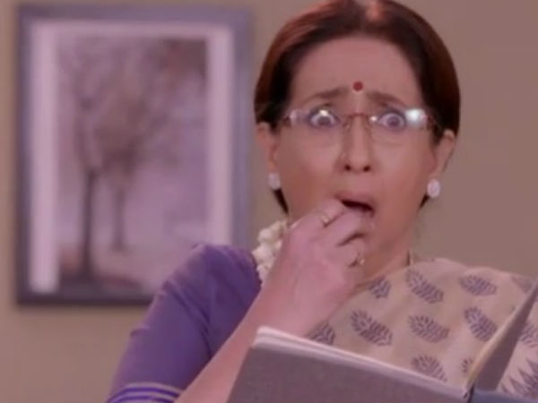 Mrs Iyer Gets To Know About Adi & Roshni's Affair