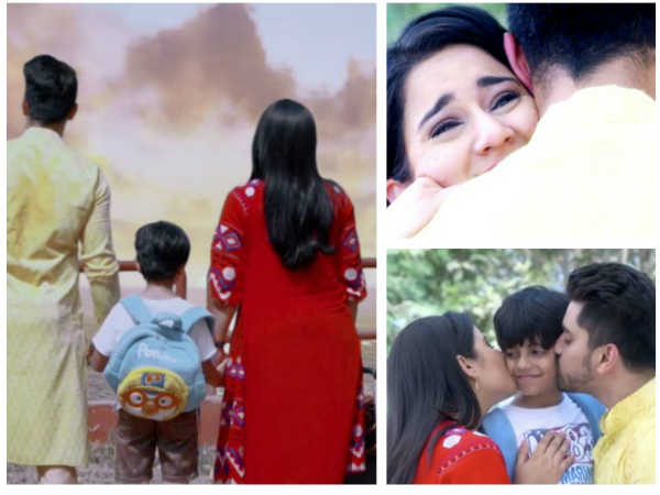 Naamkaran: Goodbyes Are Hard! AvNeil Reunite, Fans Get Emotional As The Show Airs Its Last Episode!
