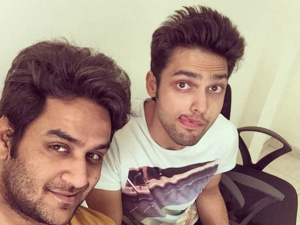Here's How Parth Samthaan & Vikas Gupta Patched Up!