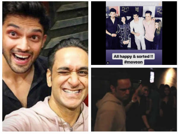 All Happy & Sorted! Parth Samthaan & Vikas Gupta Dance Together, Thanks To Palash Muchhal!