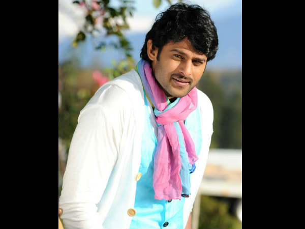 Prabhas Found Shooting The Hindi Portions Challenging