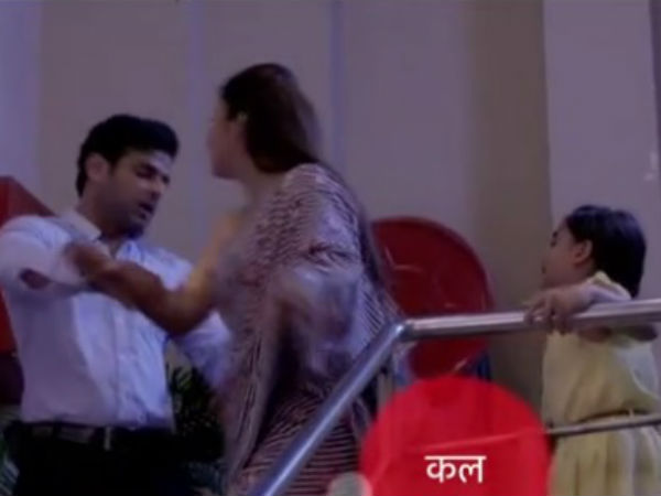 Raman Throws Ishita Out Of The House!