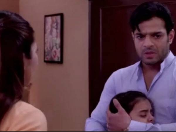 Raman Files Complaint Against Ishita