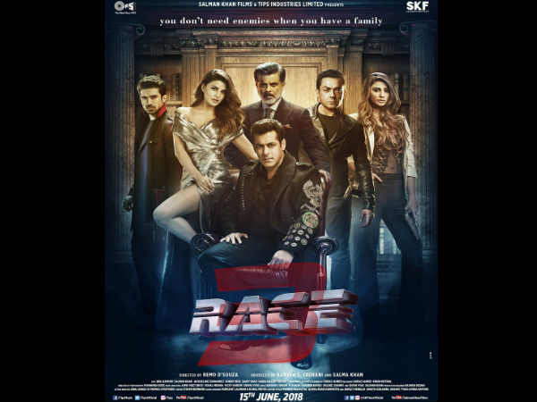 Salman's Race 3 Team To Promote The Film On DKD