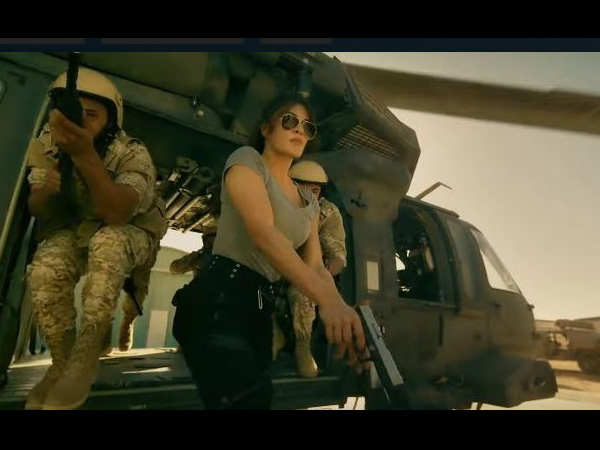 Race 3: Jacqueline Fernandez Refused To Use Stunt Doubles For The Action Sequences!