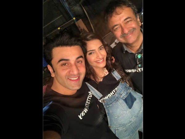 Sonam On Her Role In Sanju