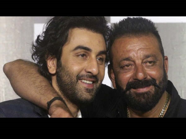 Sanjay Dutt's First Film With YRF