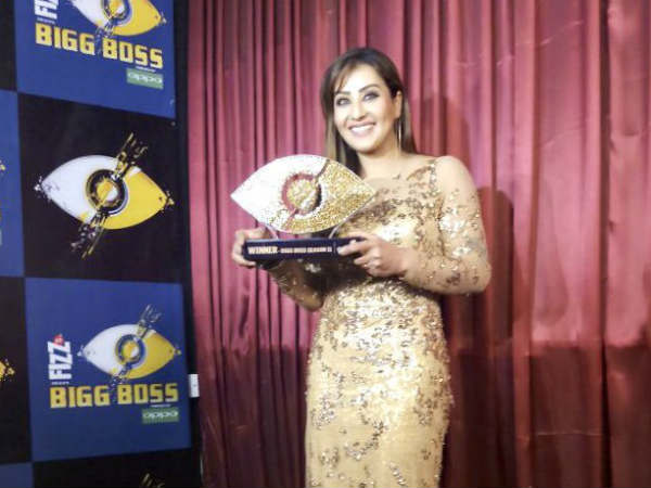 What Shilpa Plans To Do With Bigg Boss Prize Money?