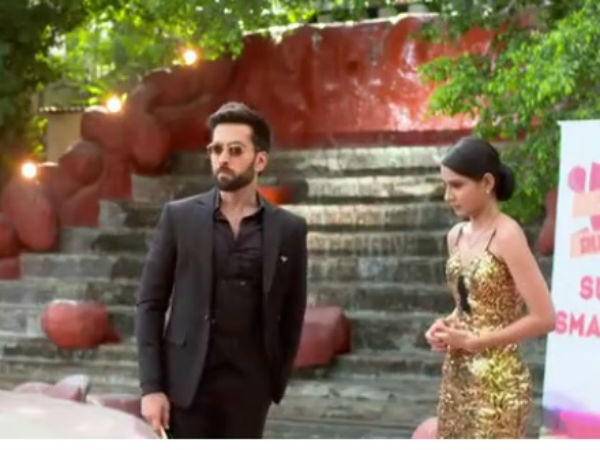 Anika Shocked To See Shivaay With His New Wife