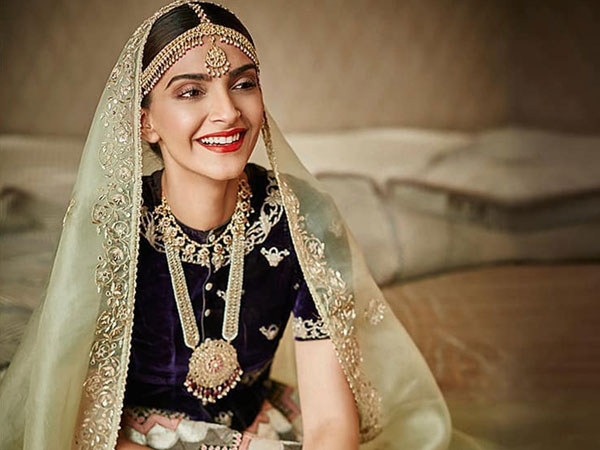 The Bride-to-be Sonam Kapoor