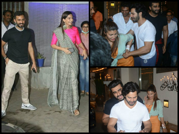 Sonam Kapoor Spotted With Anand Ahuja Ahead Of Wedding ...
