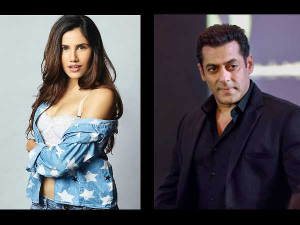 EXCLUSIVE! I Have Always Found Salman Khan Very Fascinating: Sonnalli Seygall
