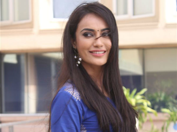 Surbhi's Is Not A Naagin!