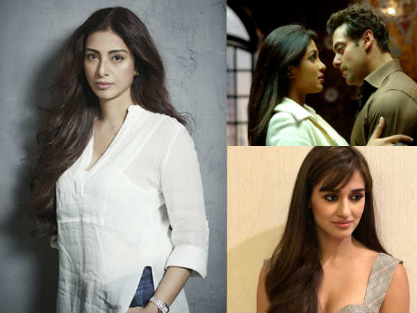 Bharat: After Priyanka Chopra & Disha Patani, Tabu Is The Latest Addition To This Salman Khan Film!