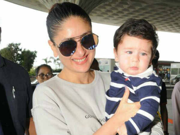 On Why She Chose Veere Di Wedding As Her Comeback Film After Taimur's Birth