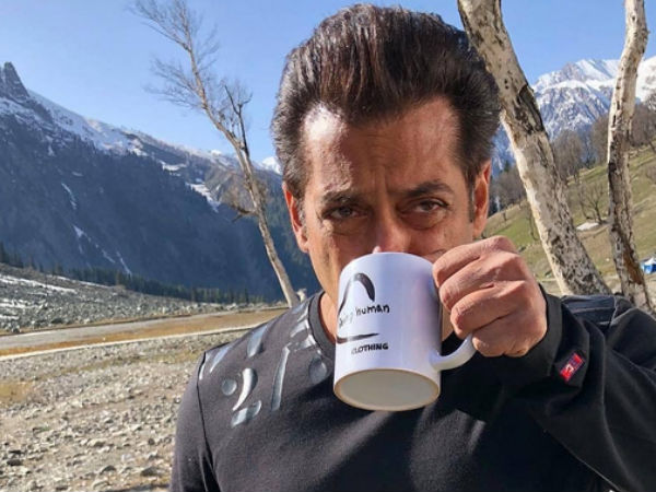 Was Salman Unhappy With The Ending?