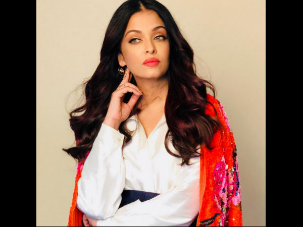 Aishwarya Believes In 'Go With The Flow'