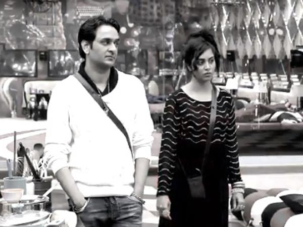 Arshi Clarifies Why She Was Upset With Vikas