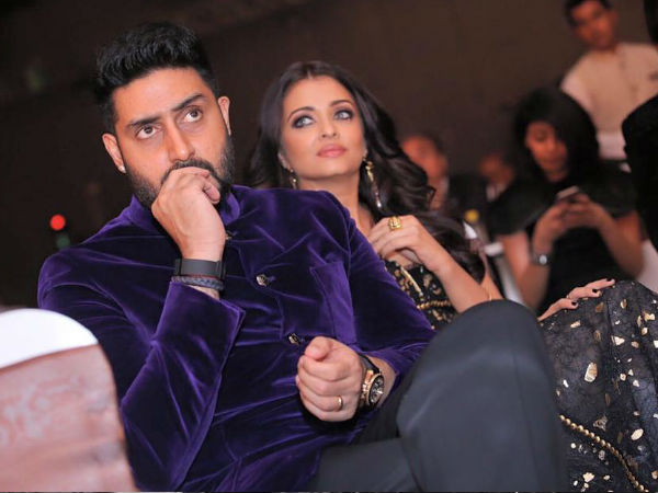 Abhishek Bachchan Slams A Troll Who Said He Doesn't Deserve A Wife Like Aishwarya Rai Bachchan!