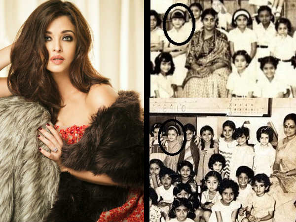 Aishwarya Rai Bachchan's Latest Instagram Posts Will Remind You Of Your Own School Days!